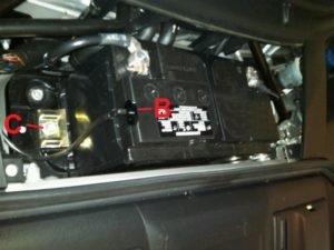 How To Replace The Battery In Porsche 911 996 Boxster